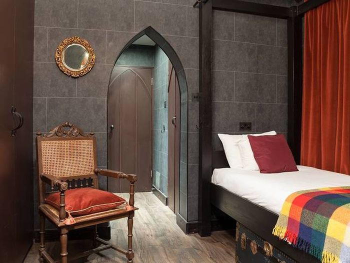 This Is Alohomora, The Harry Potter Themed Hotel