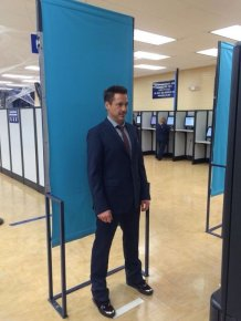 Robert Downey Jr's Trip To The DMV Is Now A Meme