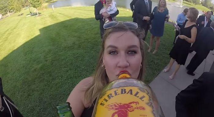 Wedding Photos Made with the Fireball Camera