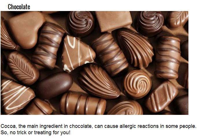 Unbelievable Severe Allergic Reactions