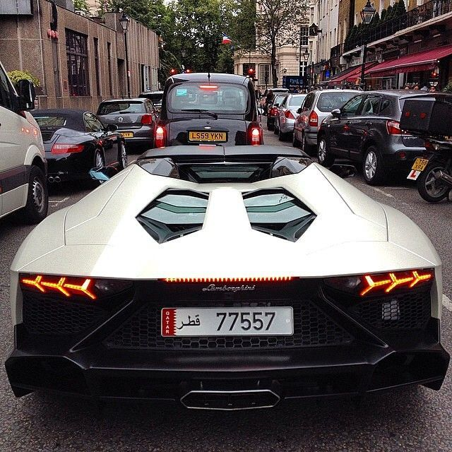 Beautiful Cars In The Wild