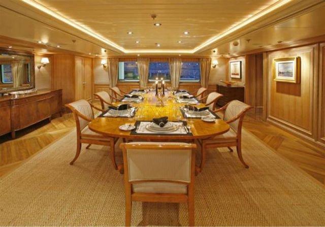 Billionaire Paul Allen's Massive $160 Million Luxury Yacht