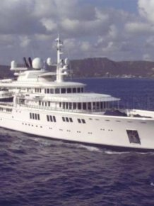 Billionaire Paul Allen's Massive $160 Million Luxury Yacht