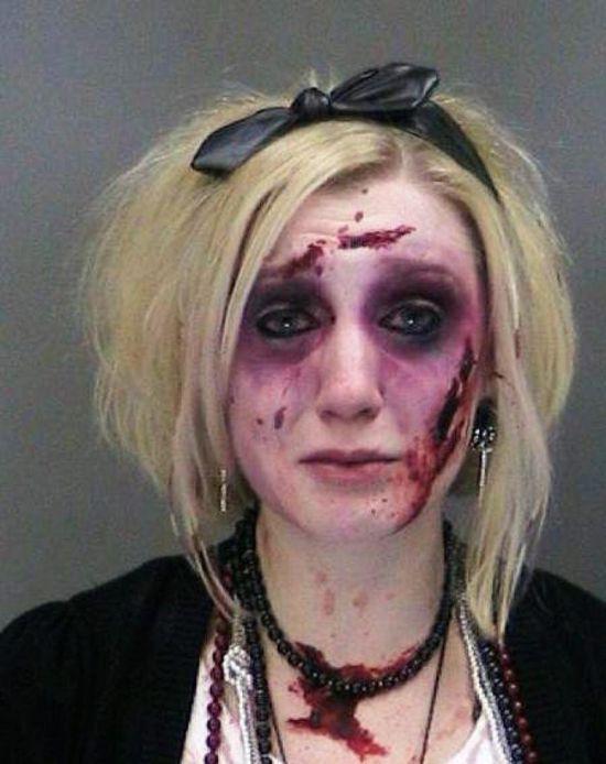Halloween Mugshots