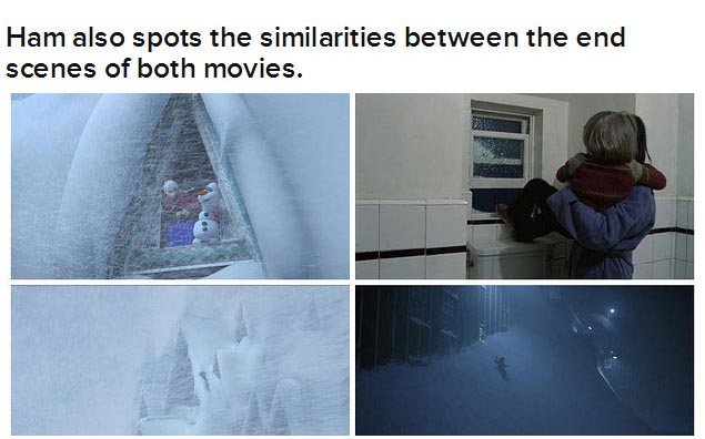Are 'Frozen' And 'The Shiningв' The Same Movie?