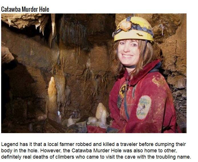 Mysterious Holes With A Scary Backstory And Haunted Past