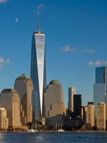 A Look Inside Freedom Tower