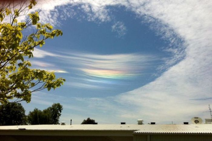 What Is This Unusual Natural Phenomena Happening In Australia?