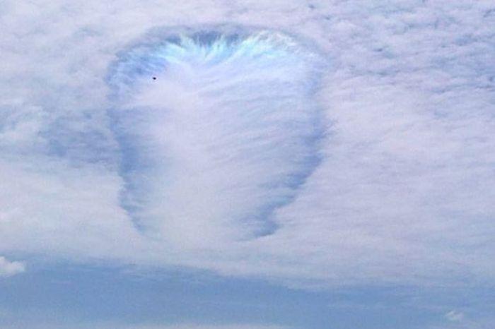 What Is This Unusual Natural Phenomena Happening In Australia?