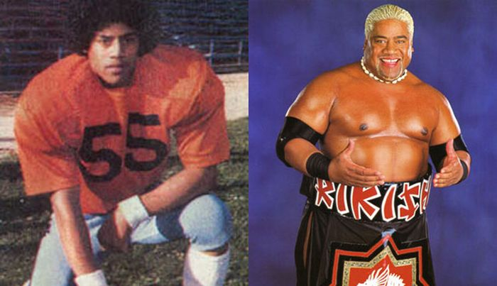 WWE Superstars Before They Became Famous Wrestlers