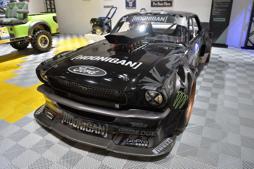 Ken Block Ford Mustang