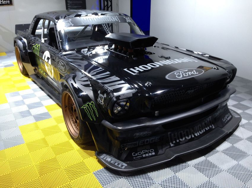 Ken Block Ford Mustang Vehicles