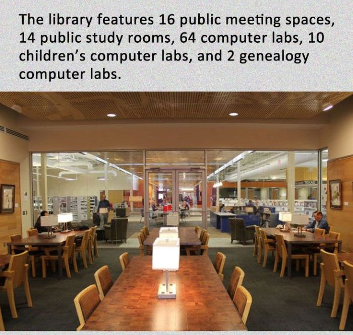 Texas Town Turned Their Abandoned Wal-Mart Into A Library