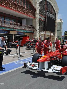 Formula 1 Grand Prix of Europe 2011 (training)