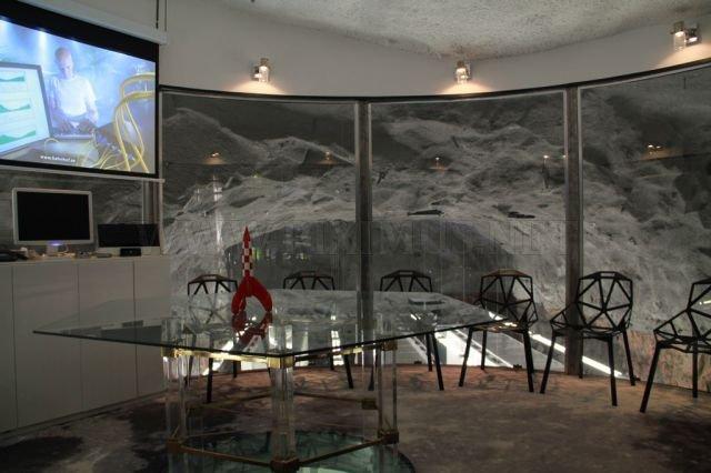 Underground Data Center