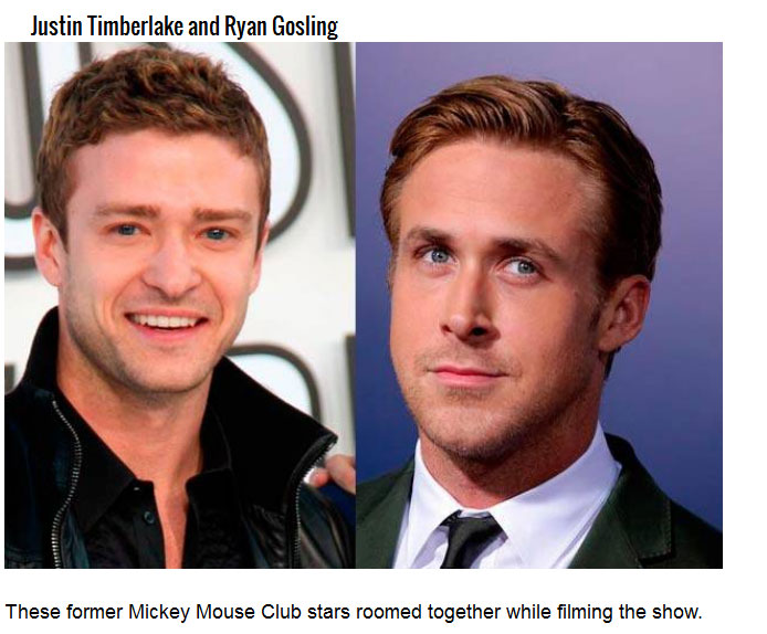 Famous Actors That Had Famous Roommates
