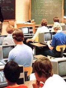 The beginning of a computer era
