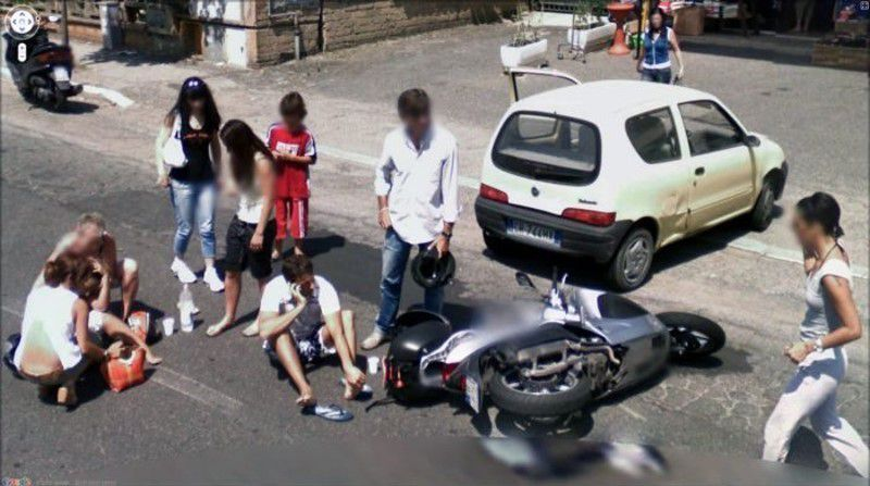 Google Street View from Brazil