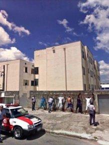 Google Street View from Brazil