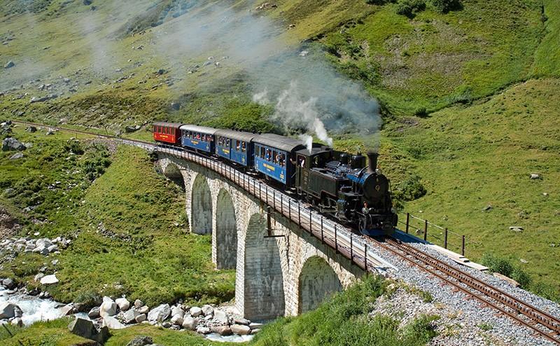Railways of Switzerland