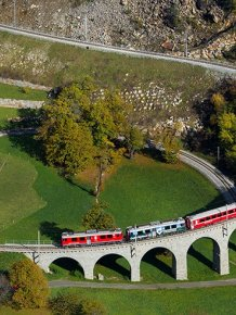 Railways of Switzerland