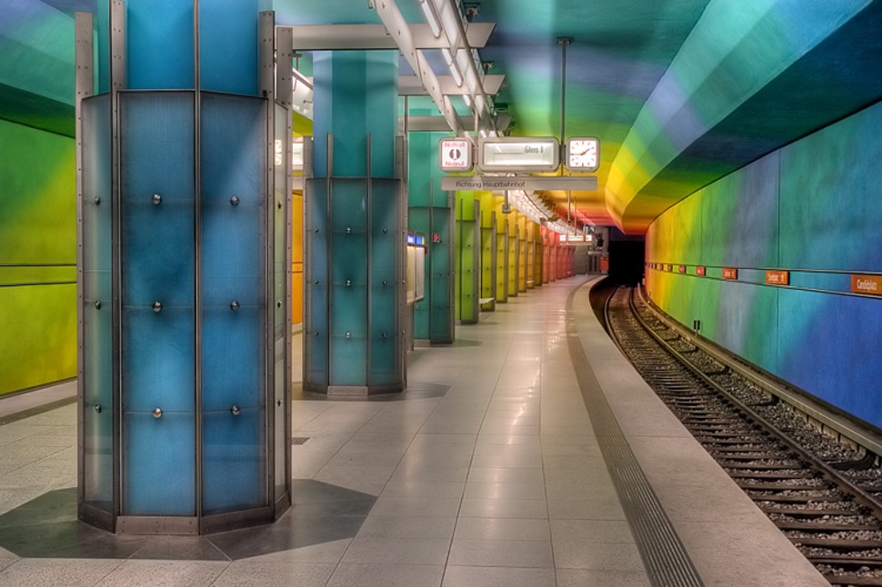 Tube stations from around the world