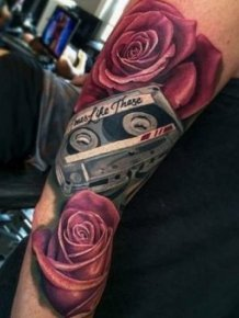 The Coolest Tattoos You're Going To See Today