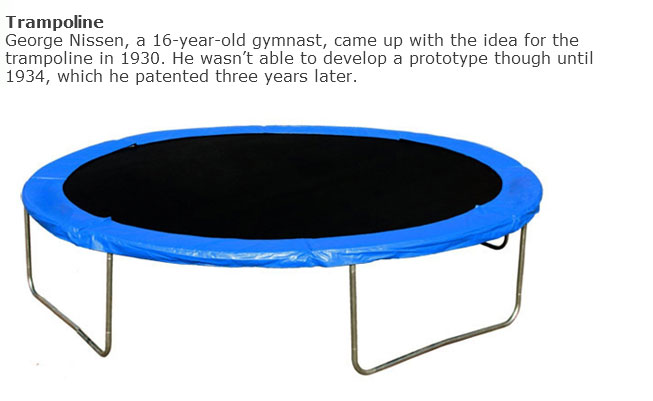 Cool Inventions That Were Created By Kids