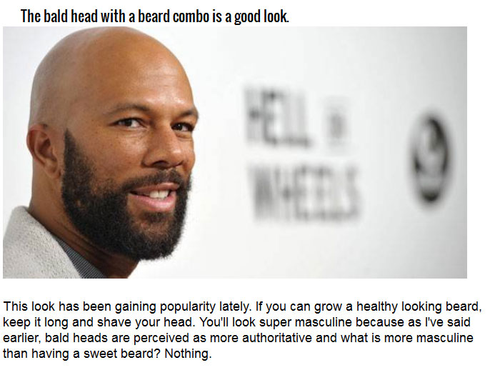 7 Great Reasons To Shave Your Head