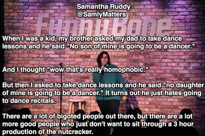 Stand Up Comedy Moments That Will Keep You Laughing All Day