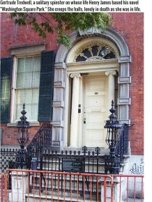 New York City's 5 Most Haunted Houses