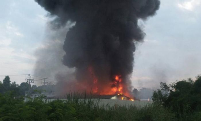 Bitcoin Farm In Thailand Burns To The Ground