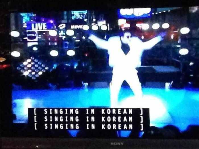 When Closed Captioning Fails So Hard It Actually Wins