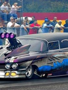 Badass Hearses Help You Leave This World In Style