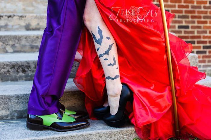 This Is The Batman Themed Wedding Everyone Wishes They Could Have