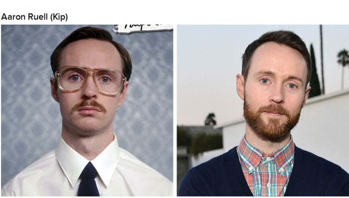 The Cast Of 'Napoleon Dynamite' Back In The Day And Today