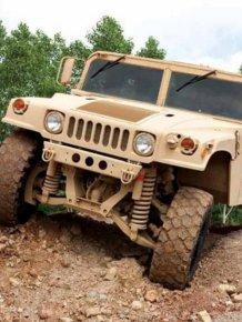 HMMWV aka Humvee