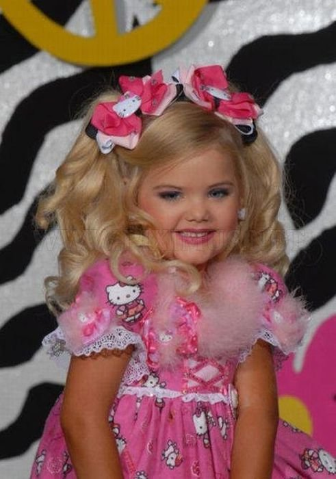 5 Year Old Barbie