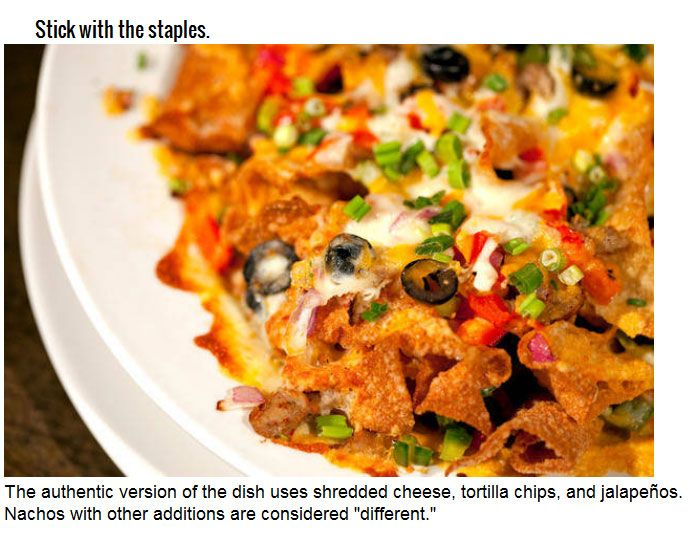 Facts You Never Knew About Nachos