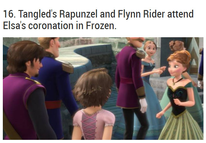 Hidden Secrets And Secret Facts About Disney Movies