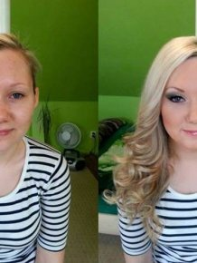Makeup Helps People Make Powerful Transformations