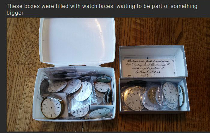 The Ultimate Pocket Watch Stash