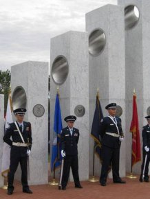 Arizona Pays Tribute To The Troops