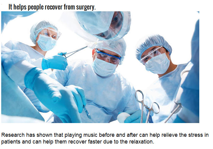 Awesome Ways That Music Makes You Healthier