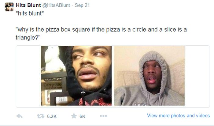 Hilarious Stoner Tweets That Will Make You Rethink Life