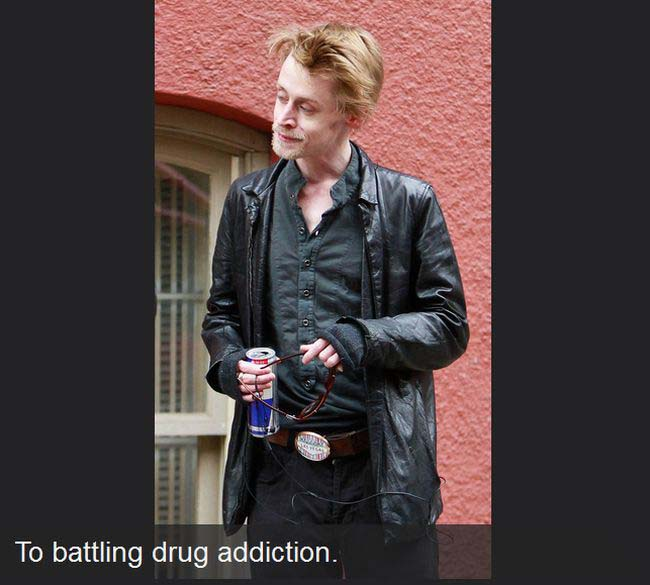 Celebrities That Have Major Substance Abuse Problems