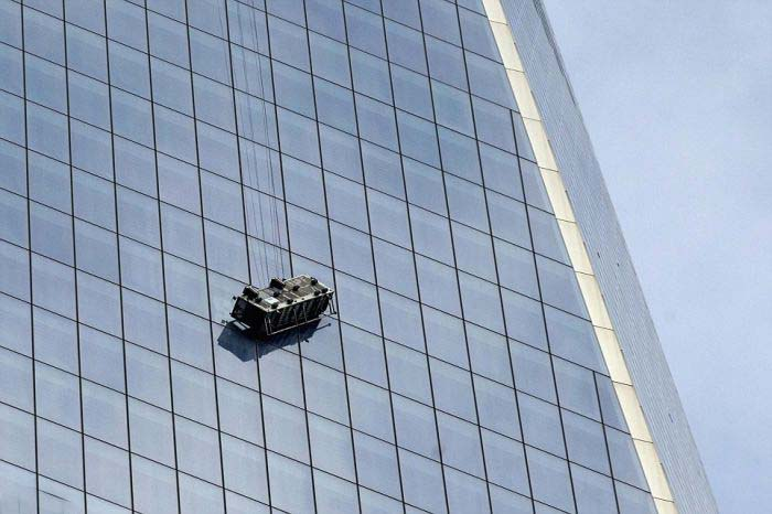 Dramatic Rescue At The World Trade Center In New York