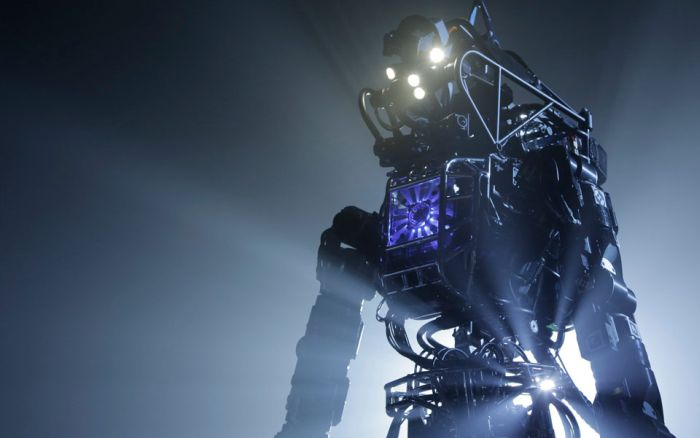 Google May be Developing Real Life Terminators