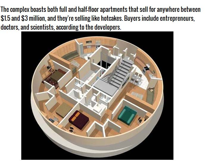 Survive The Apocalypse By Moving Into One Of These Condos