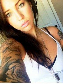 Sexy tattooed girls